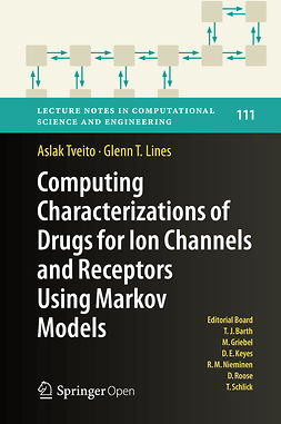 Lines, Glenn T. - Computing Characterizations of Drugs for Ion Channels and Receptors Using Markov Models, e-bok
