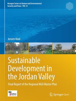 Kool, Jeroen - Sustainable Development in the Jordan Valley, ebook