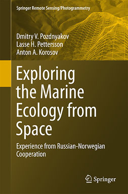 Korosov, Anton A. - Exploring the Marine Ecology from Space, ebook