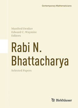 Denker, Manfred - Rabi N. Bhattacharya, ebook