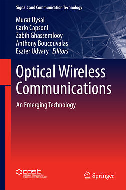 Boucouvalas, Anthony - Optical Wireless Communications, ebook