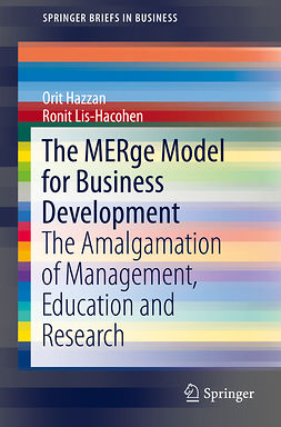Hazzan, Orit - The MERge Model for Business Development, ebook
