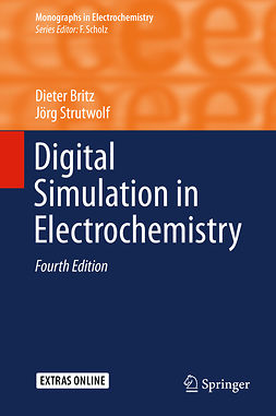 Britz, Dieter - Digital Simulation in Electrochemistry, ebook