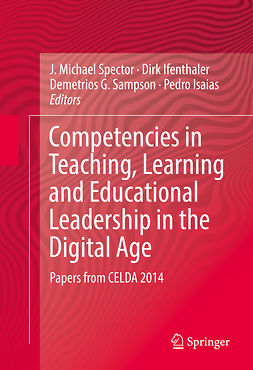 Ifenthaler, Dirk - Competencies in Teaching, Learning and Educational Leadership in the Digital Age, e-bok