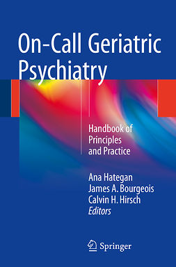 Bourgeois, James A. - On-Call Geriatric Psychiatry, ebook