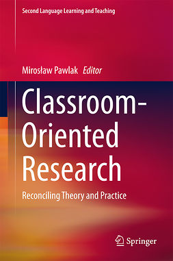 Pawlak, Mirosław - Classroom-Oriented Research, ebook