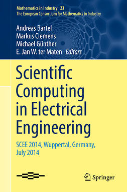 Bartel, Andreas - Scientific Computing in Electrical Engineering, ebook