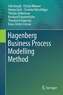 Freudenthaler, Bernhard - Hagenberg Business Process Modelling Method, ebook