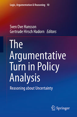Hadorn, Gertrude Hirsch - The Argumentative Turn in Policy Analysis, ebook