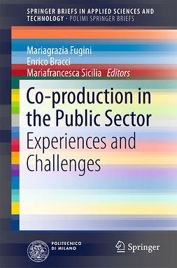 Bracci, Enrico - Co-production in the Public Sector, ebook