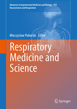 Pokorski, Mieczyslaw - Respiratory Medicine and Science, ebook