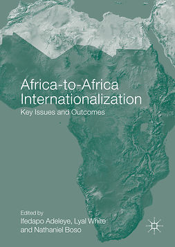 Adeleye, Ifedapo - Africa-to-Africa Internationalization, ebook