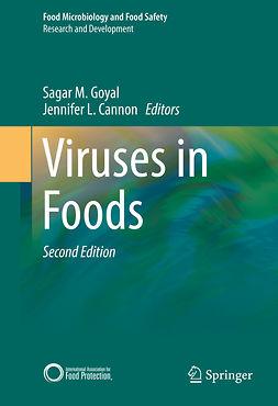 Cannon, Jennifer L. - Viruses in Foods, ebook