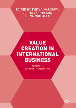 Larimo, Jorma - Value Creation in International Business, ebook