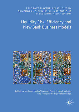 Fernández, Francisco Rodríguez - Liquidity Risk, Efficiency and New Bank Business Models, e-bok