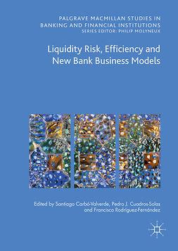 Fernández, Francisco Rodríguez - Liquidity Risk, Efficiency and New Bank Business Models, ebook
