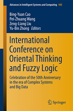 Cao, Bing-Yuan - International Conference on Oriental Thinking and Fuzzy Logic, e-kirja