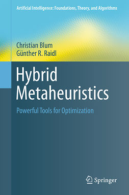 Blum, Christian - Hybrid Metaheuristics, ebook