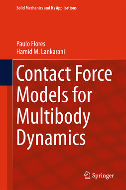 Flores, Paulo - Contact Force Models for Multibody Dynamics, ebook