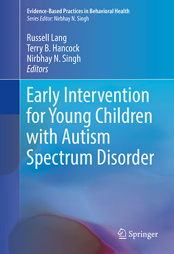 Hancock, Terry B. - Early Intervention for Young Children with Autism Spectrum Disorder, ebook