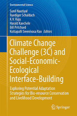 Kaechele, Harald - Climate Change Challenge (3C) and Social-Economic-Ecological Interface-Building, e-bok