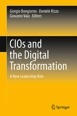 Bongiorno, Giorgio - CIOs and the Digital Transformation, e-kirja