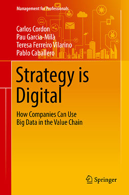 Caballero, Pablo - Strategy is Digital, ebook