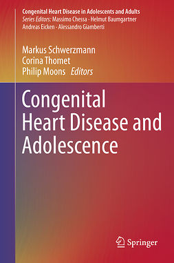 Moons, Philip - Congenital Heart Disease and Adolescence, ebook