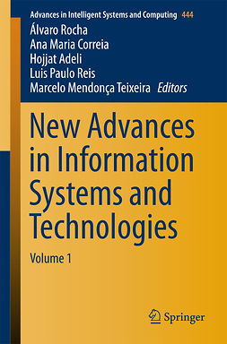 Adeli, Hojjat - New Advances in Information Systems and Technologies, ebook