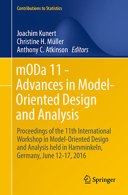 Atkinson, Anthony C. - mODa 11 - Advances in Model-Oriented Design and Analysis, ebook