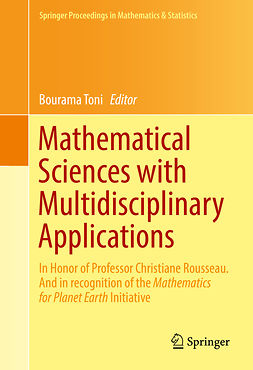 Toni, Bourama - Mathematical Sciences with Multidisciplinary Applications, ebook