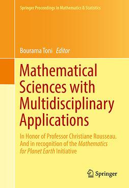 Toni, Bourama - Mathematical Sciences with Multidisciplinary Applications, e-bok