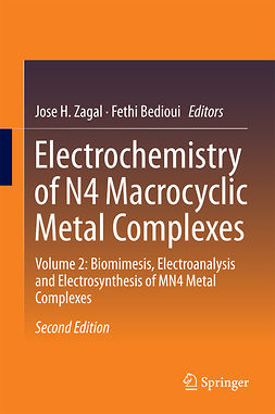 Bedioui, Fethi - Electrochemistry of N4 Macrocyclic Metal Complexes, ebook