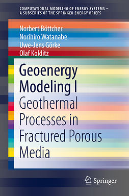 Böttcher, Norbert - Geoenergy Modeling I, ebook