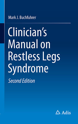 Buchfuhrer, Mark J. - Clinician's Manual on Restless Legs Syndrome, ebook