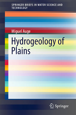Auge, Miguel - Hydrogeology of Plains, ebook