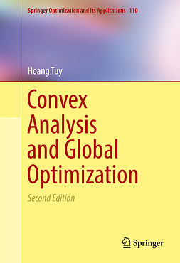Tuy, Hoang - Convex Analysis and Global Optimization, ebook