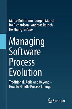 Kuhrmann, Marco - Managing Software Process Evolution, ebook