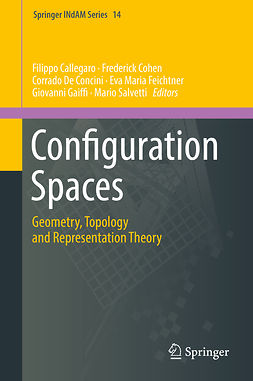 Callegaro, Filippo - Configuration Spaces, ebook