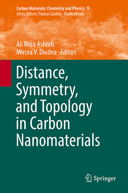 Ashrafi, Ali Reza - Distance, Symmetry, and Topology in Carbon Nanomaterials, ebook