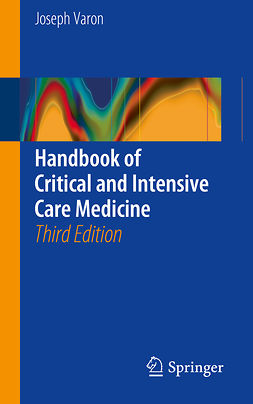 Varon, Joseph - Handbook of Critical and Intensive Care Medicine, ebook