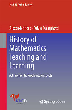 Furinghetti, Fulvia - History of Mathematics Teaching and Learning, e-bok