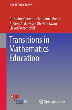 Bosch, Marianna - Transitions in Mathematics Education, e-bok