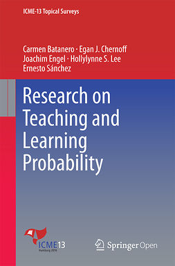 Batanero, Carmen - Research on Teaching and Learning Probability, e-bok
