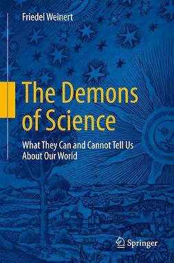 Weinert, Friedel - The Demons of Science, e-bok