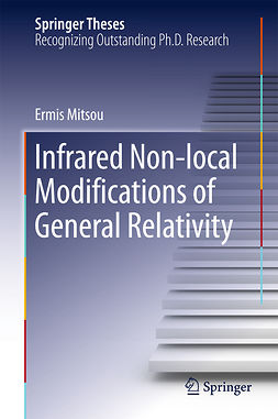 Mitsou, Ermis - Infrared Non-local Modifications of General Relativity, ebook