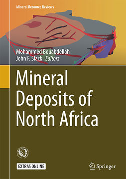 Bouabdellah, Mohammed - Mineral Deposits of North Africa, e-bok