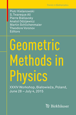 Ali, S. Twareque - Geometric Methods in Physics, e-bok