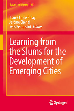 Bolay, Jean-Claude - Learning from the Slums for the Development of Emerging Cities, e-kirja