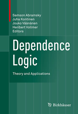 Abramsky, Samson - Dependence Logic, ebook